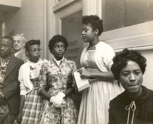 Education Department Civil Rights >> Touring A Time: Central High